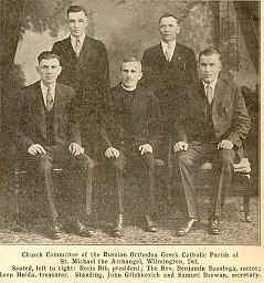 St. Michael's Parish Council - 1930